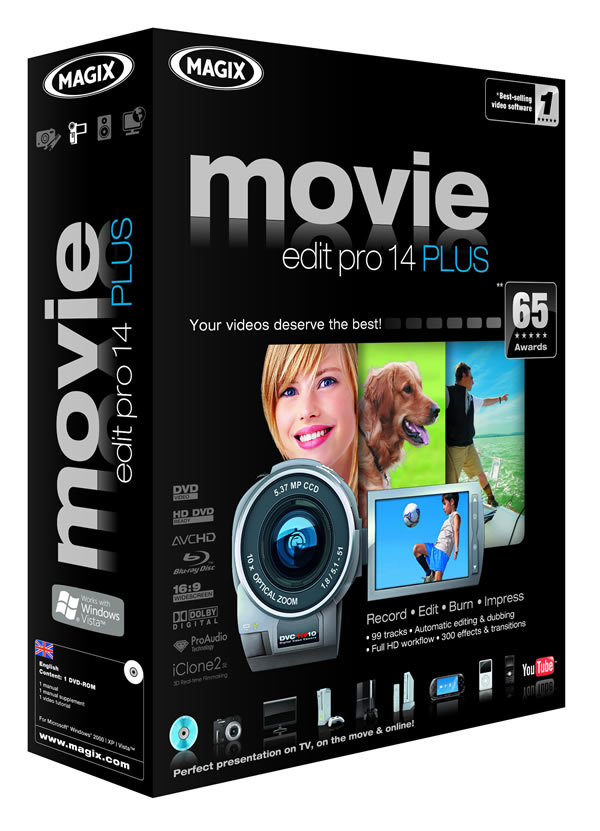 Magix movie edit pro 14 plus