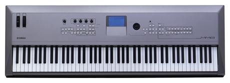 Yamaha MM8 Front