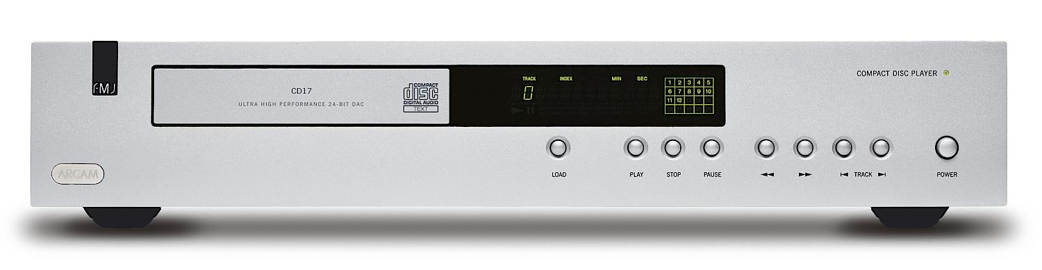 arcam fmj cd17-a18 affordable high-end hi-fi at gadgetoid