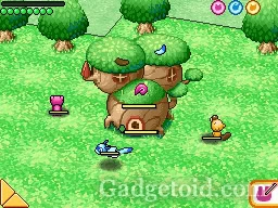 Ecolis - Nintendo DS - screenshot