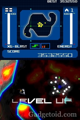 XG Blast! - Nintendo DS - screenshot