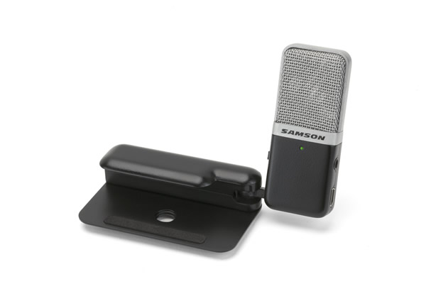 Samson Quot Go Mic Quot Usb Microphone At Gadgetoid