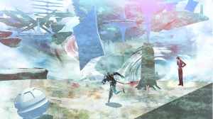 El Shaddai: Ascension of the Metatron - Xbox 360 screenshot 2