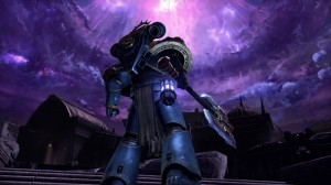 Warhammer 40,000: Space Marine - Xbox 360 screenshot 1