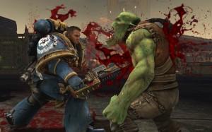 Warhammer 40,000: Space Marine - Xbox 360 screenshot 2