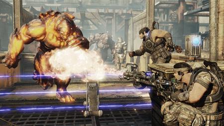 Gears of War 3 - Screenshot 1