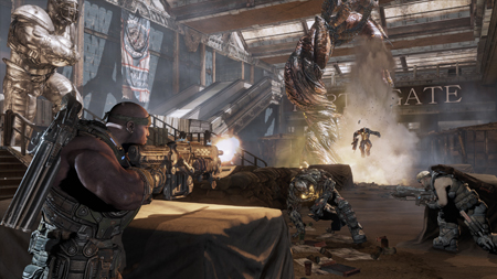 Gears of War 3 - Screenshot 3