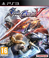 Soulcalibur V - PS3 packshot